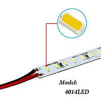 Dilux - Светодиодная LED линейка SMD 4014 144LED/m, негерметичная IP20