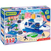 Парковка Полиция Wader 53320, фото 1