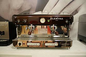 Кофеварка Elektra Modern Maxi 2 группы (автомат)