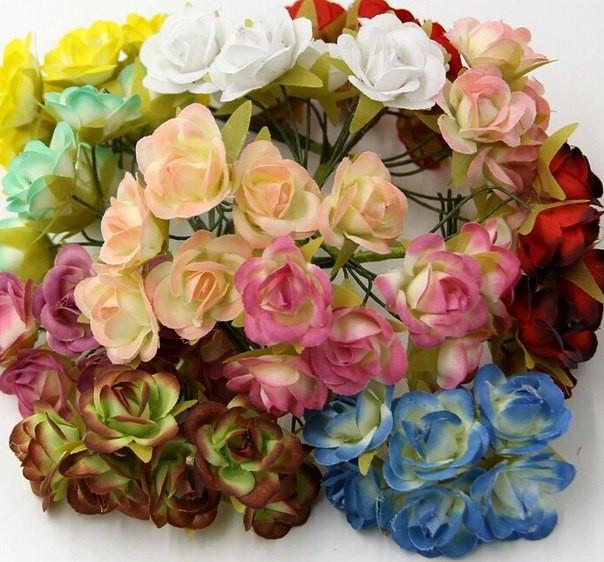 Декоративные цветы оптом