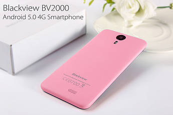 Смартфон Blackview BV2000S (pink) ♦1Gb/8Gb♦Гарантия 1 Год!♦, фото 3