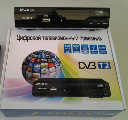 SIMAX VA2103 HD DVB T2