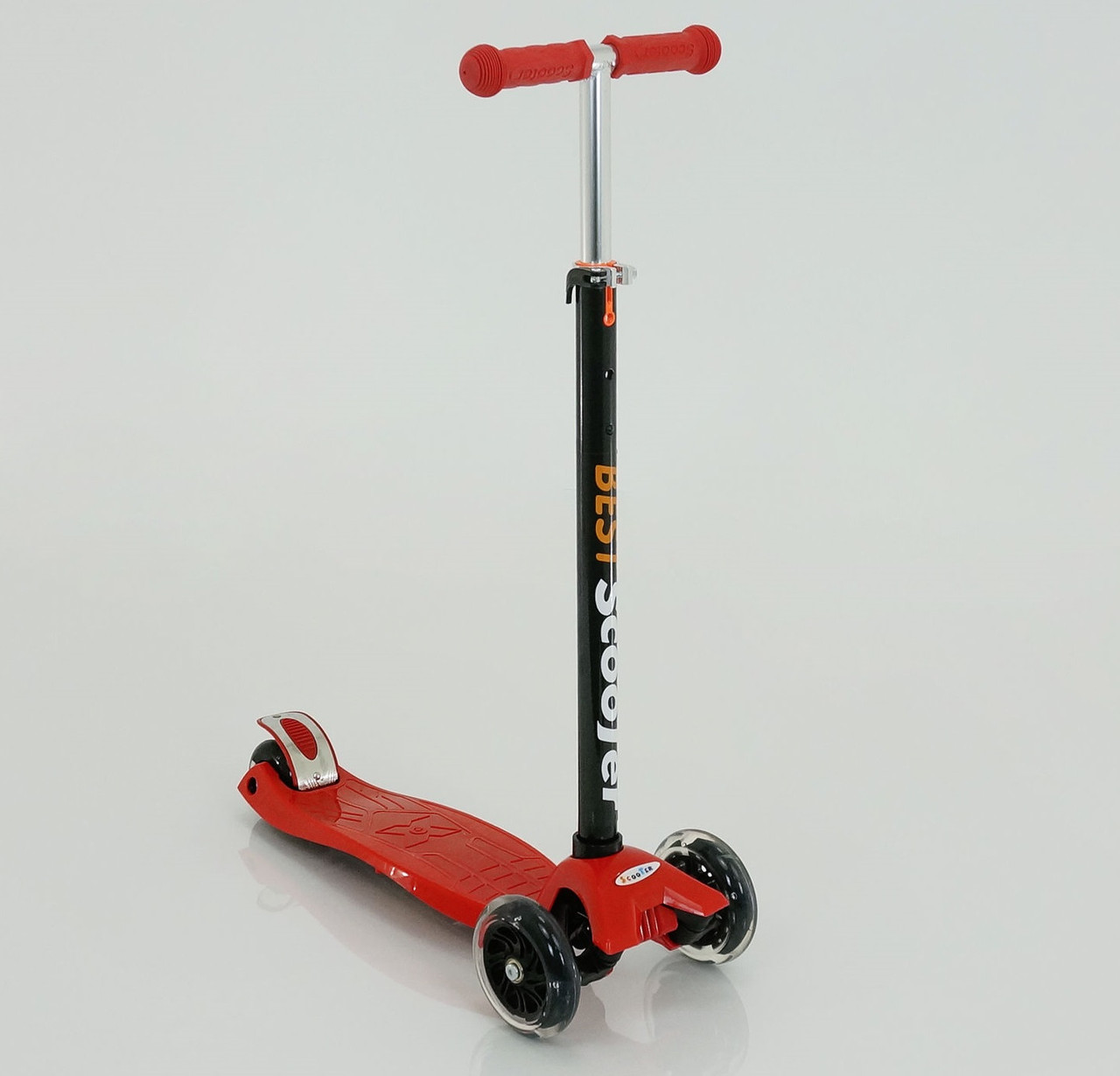 Самокат 466-113 (8) Красный