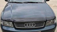 Дефлектор на капот (мухобойки) Audi A4 (8D,B5) 1994-2001