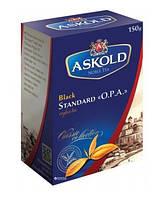 Чай черный крупнолистовой Askold О.Р.А. 150 г