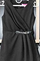 Черный сарафан школьный р-ры 122-152