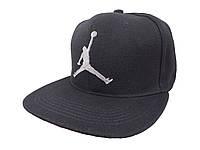 Черная кепка Jordan Air
