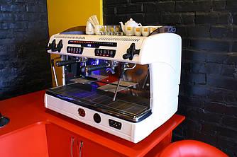 Профессиональная кофеварка La Spaziale S5 под высокий стакан 2 группы (автомат)