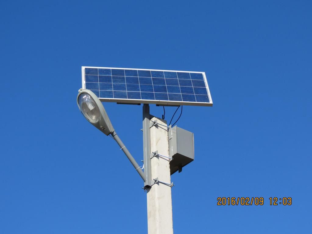Автономный инвертор для  освещения улицы