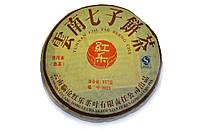 Шу Пуэр Блин «0625» 2008 г. 357 гр. Фабрика Хонг Ли