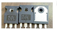Транзистор GW45HF60WD, STGW45HF60WD, IGBT 100КГц/45А/600В