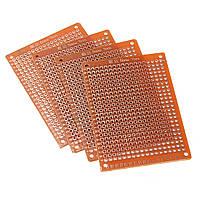 Монтажная макетная плата PCB 5x7, фото 1