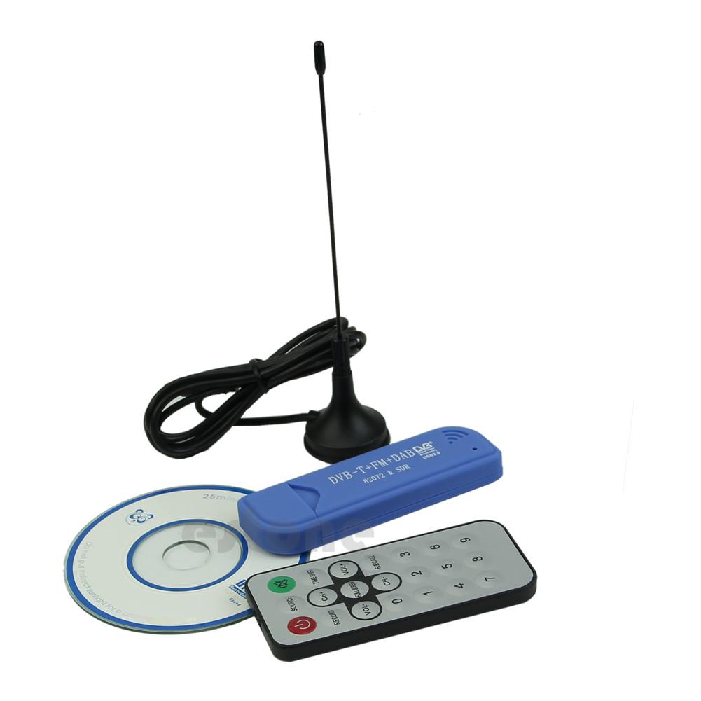 RTL2832U R820T2 SDR широкополосный приемник