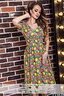 Женское модное платье ВШ860, фото 1