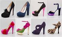 Туфли на каблуке - какие модели выбрать?