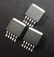 Микросхема LM2576S Преобразователь с фиксированным выходным напряжением 5В TO-263-5