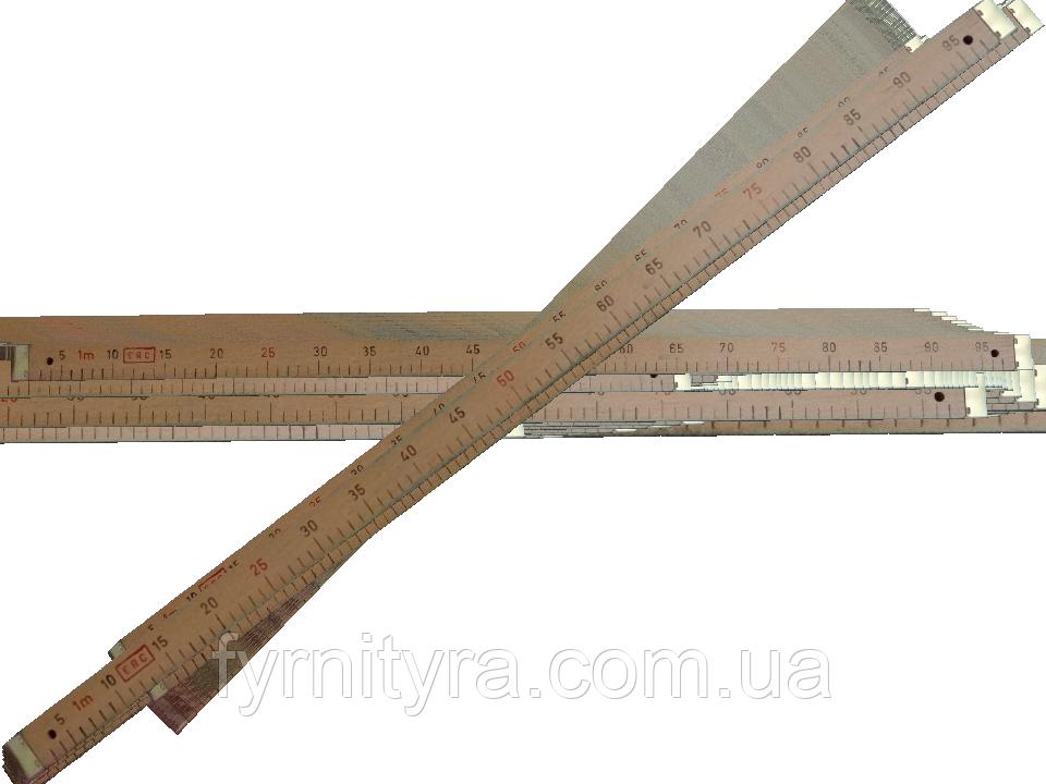 Лінійка 008 портновская універсальна (метр)