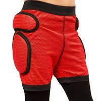 Защитные шорты Sport Gear (MD 16) M, Красный