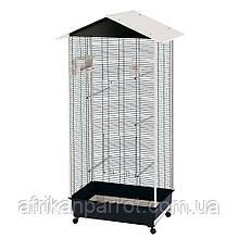 (Ferplast) Вольер для канареек и птиц 82*58*166 см Нота.