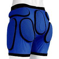 Защитные шорты детские Sport Gear (MD) 5XS, Голубой