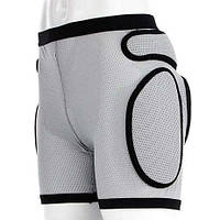 Защитные шорты детские Sport Gear (MD) 5XS, Серый