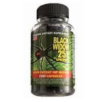 Черная Вдова― Экстремальный жиросжигатель (100табл,Cloma Pharma)
