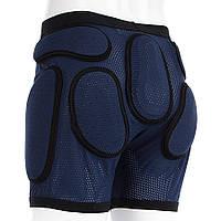 Защитные шорты детские Sport Gear (MD) 2XS, Синий