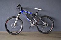 Электровелосипед на базе горного велосипеда
