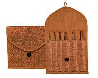 Чехол для носочных спиц (15 см) и крючков Orient Sheen-SC KnitPro