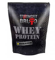 Strong Fit Brutto Whey Protein, 909 грамм