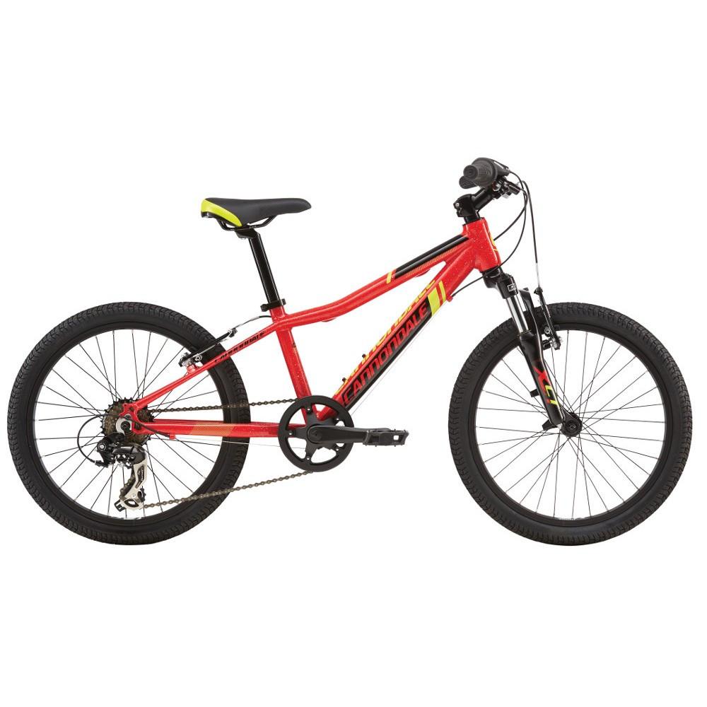 "Велосипед 20"" Cannondale Boys Trail 2016 красный"