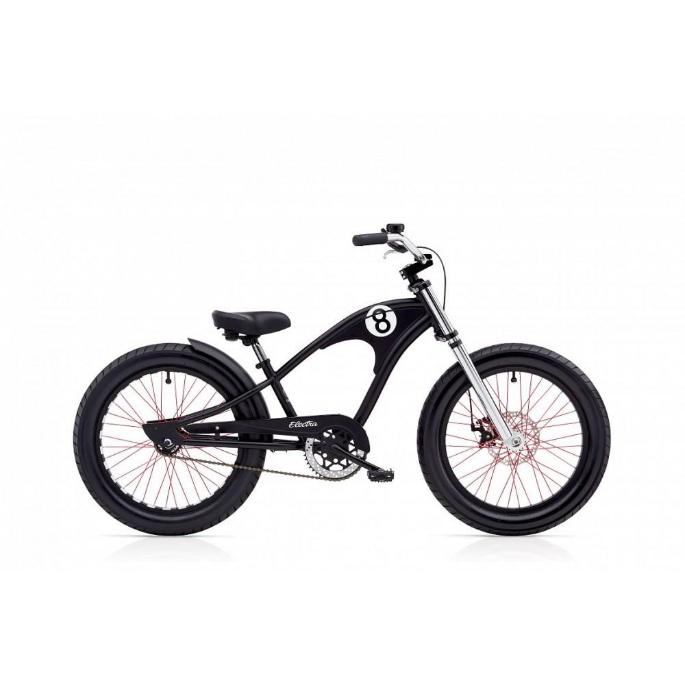 "Велосипед 20"" ELECTRA Straight 8 1 Boys' Matte black"