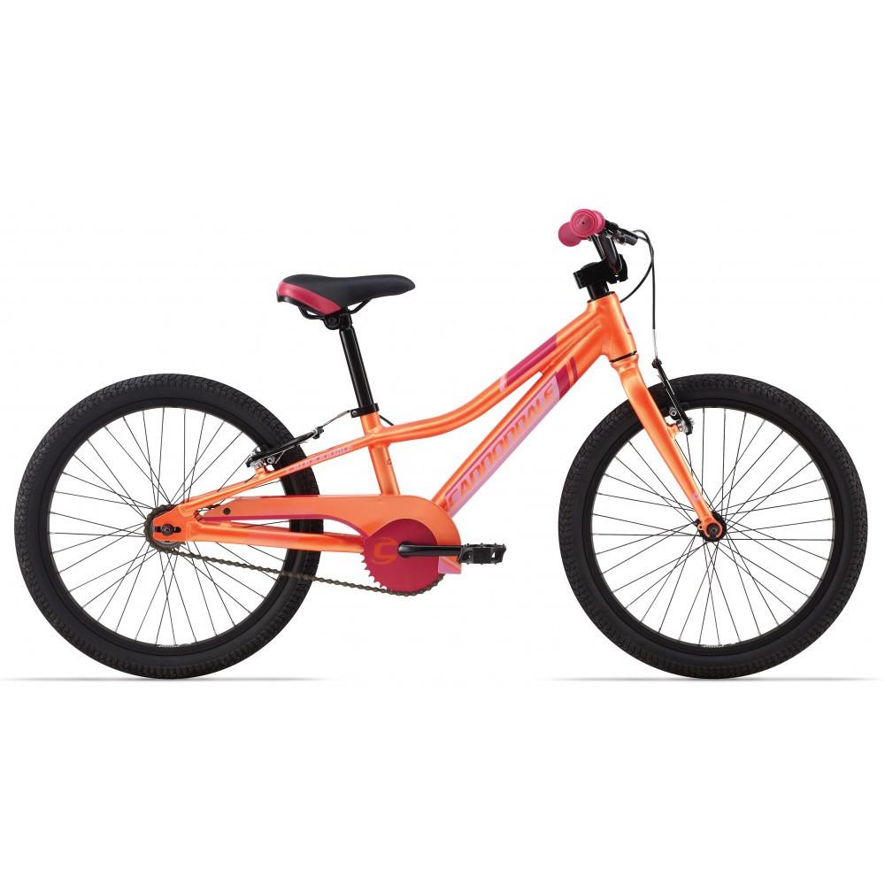 "Велосипед 20"" Cannondale Trail CB Girls 2014 sunrise"