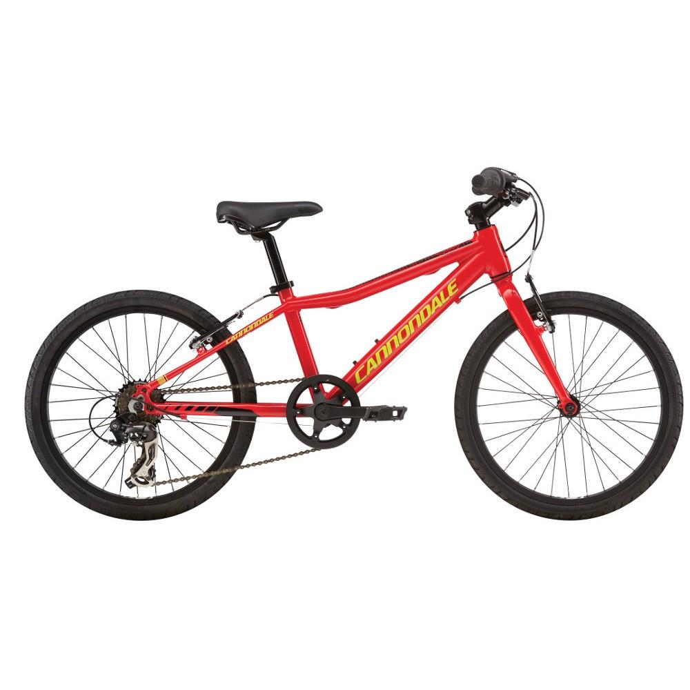 """Велосипед 20"""" Cannondale Boys Street 2016 красный"""
