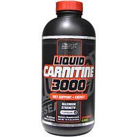 L-карнитин жидкий 1500 мг 473 мл для роста мышечной массы, связывание молочной кислоты Nutrex Research Labs