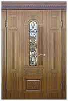 Двери входные полуторные Модель 5
