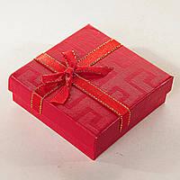 Подарочная коробочка для украшений Fandy средняя 12 шт. [9/9/3 см]