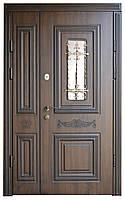Двери входные полуторные Модель 6