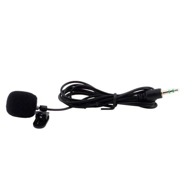 Петличный микрофон (стерео)