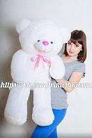 Мишка Бант 110 см белый