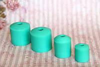 Набор молдов (4 шт. со скидкой)шар для заливки эпоксидной смолы 16, 21-23, 25-26, 28-30 мм.