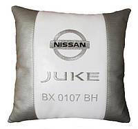 Подушка сувенирная в машину Nissan