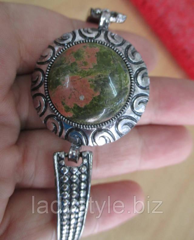 купить ювелирные браслеты, украшения из эпидота