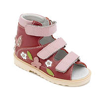 Детские ортопедические сандали Сурсил Орто 13-107, (Украина)