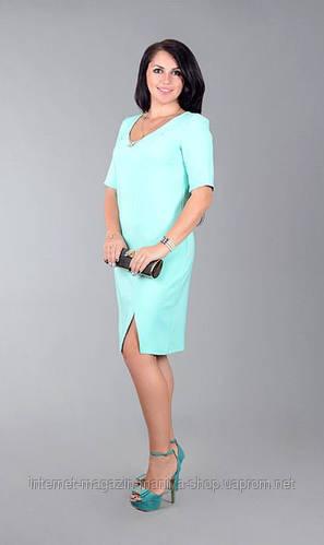 Платье женское по спине кружево полу батал