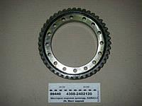 Шестерня ведомая цилиндр. Z=44 КАМАЗ-4308 (пр-во КАМАЗ)
