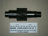 Шестерня ведущая цилиндр. Z=13 (Н.Челны)