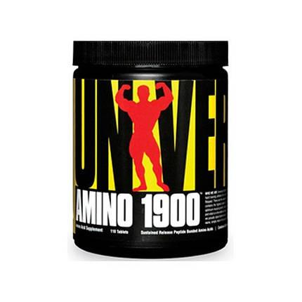 Amino 1900 Universal Nutrition 110tabs, фото 2