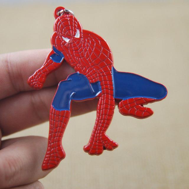 Брелки Человек-Паук Spider-Man