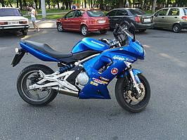 Мотоцикл Kawasaki Ninja 650